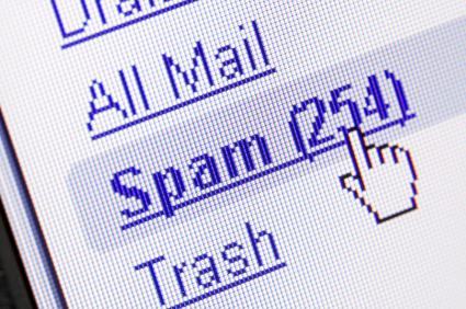 Too much spam!