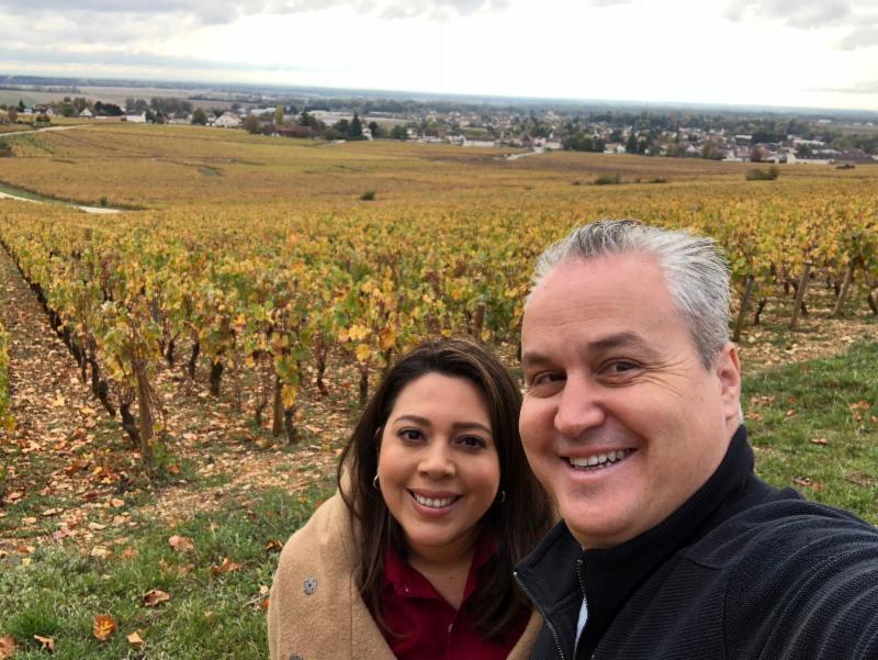 Sal Medina Packing Hose Wines