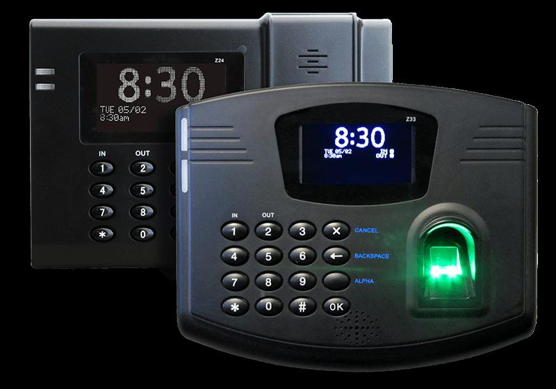 Biometric Clock
