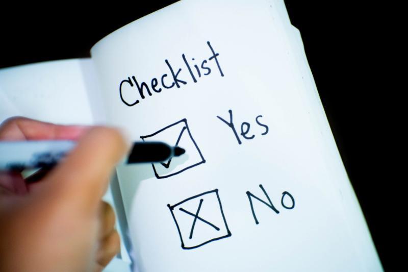 Mid Year Checklist