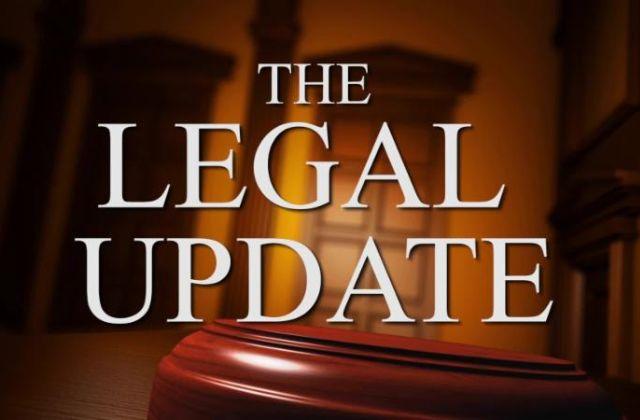 Legal Update Webinar