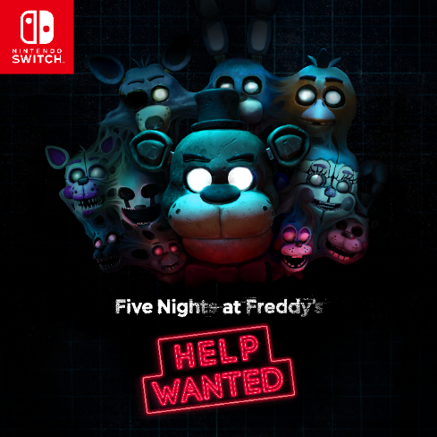 Five Nights at Freddy's: Help Wanted Rumbles onto Nintendo Switch Today