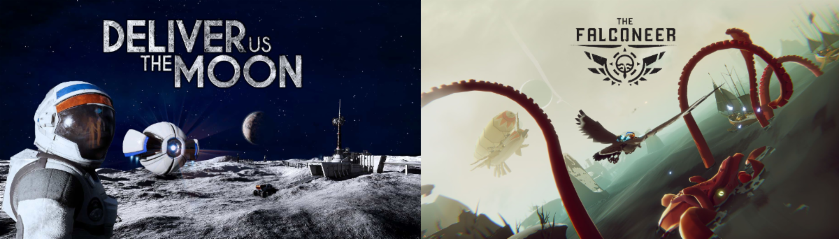 Wired Productions Shares New Gameplay Trailers with Details for Upcoming Titles – Deliver Us The Moon and The Falconeer