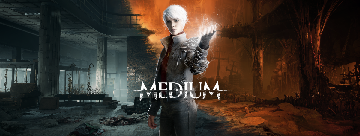 Bloober Team's The Medium Adds Ray Tracing and NVIDIA DLSS