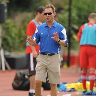 American University coach Todd West