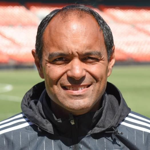 Washington Spirit coach Tom Torres