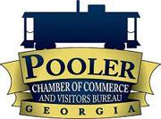 Pooler Chamber logo