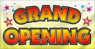 Grand Opening no scissors