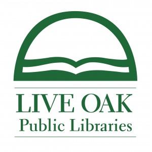 Live Oak Library LOGO