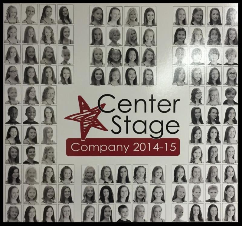 Company Headshots 2014-15