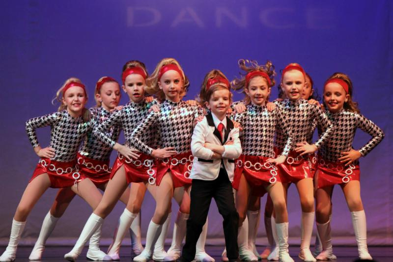 Cathy Roe Dance Competition