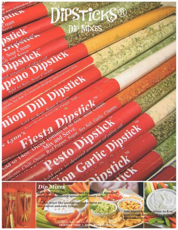 Dipsticks Fundraiser