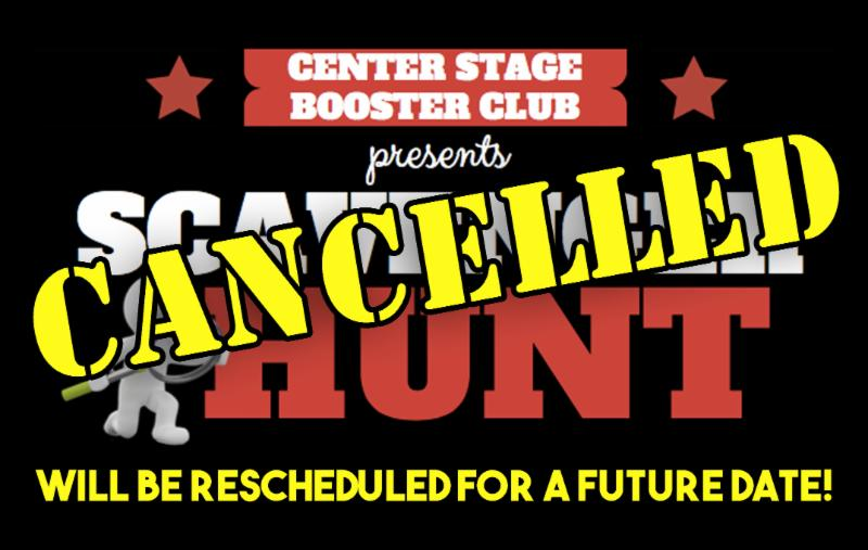 Company Scavenger Hunt Cancelled