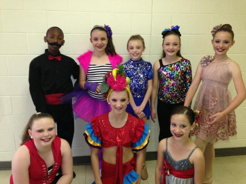 May 2013 Junior Soloists