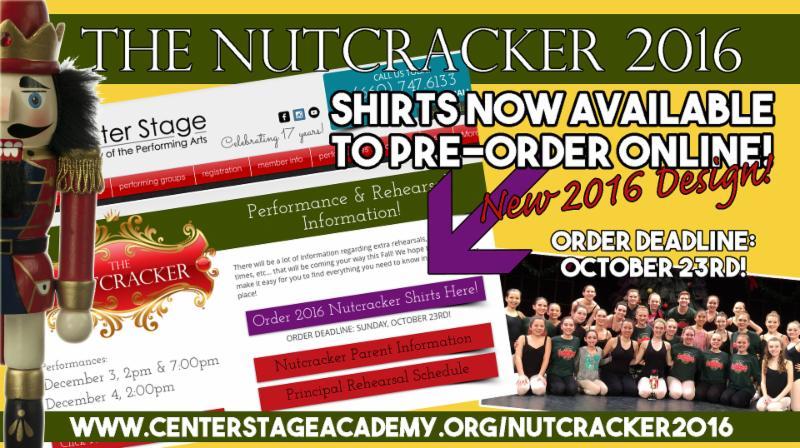 Nutcracker Shirts
