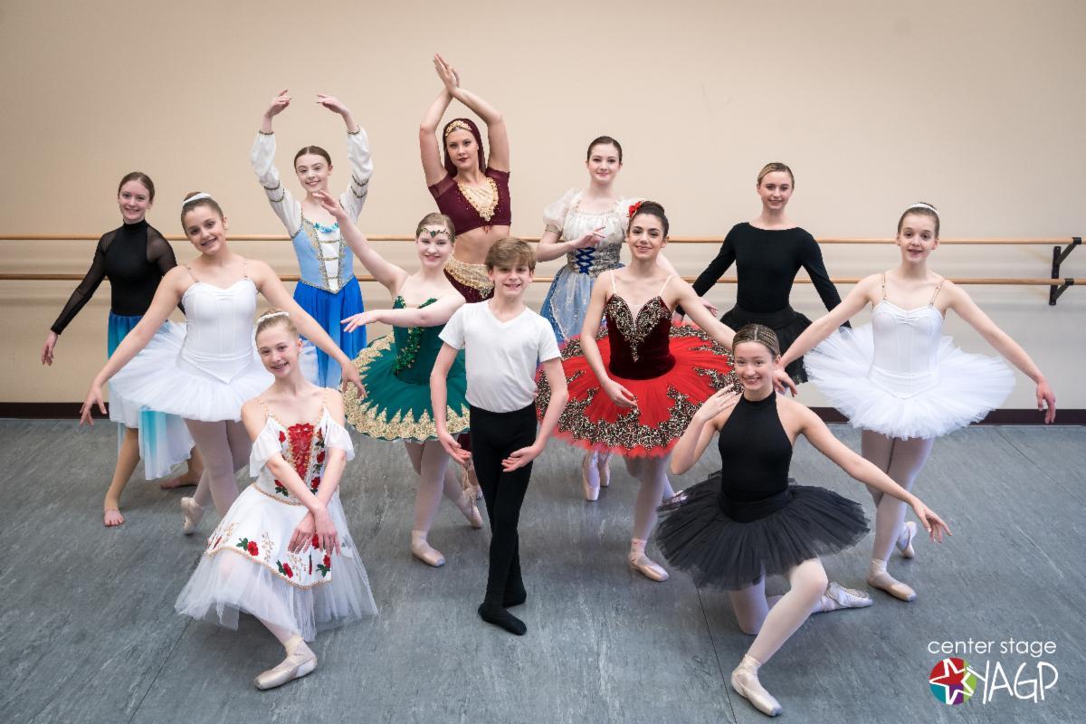 YAGP Dancers CSA 2020