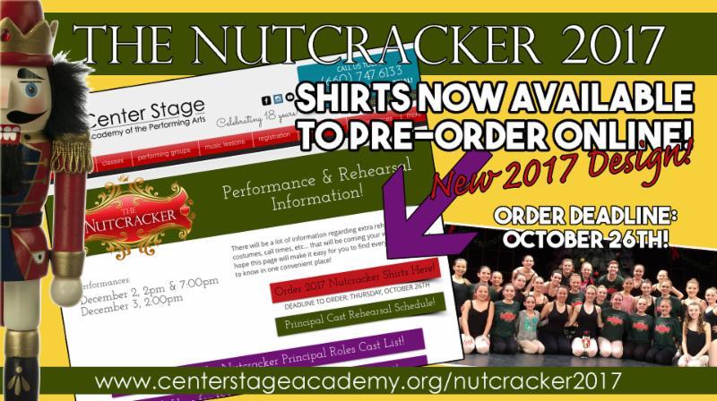 Nutcracker T-Shirts