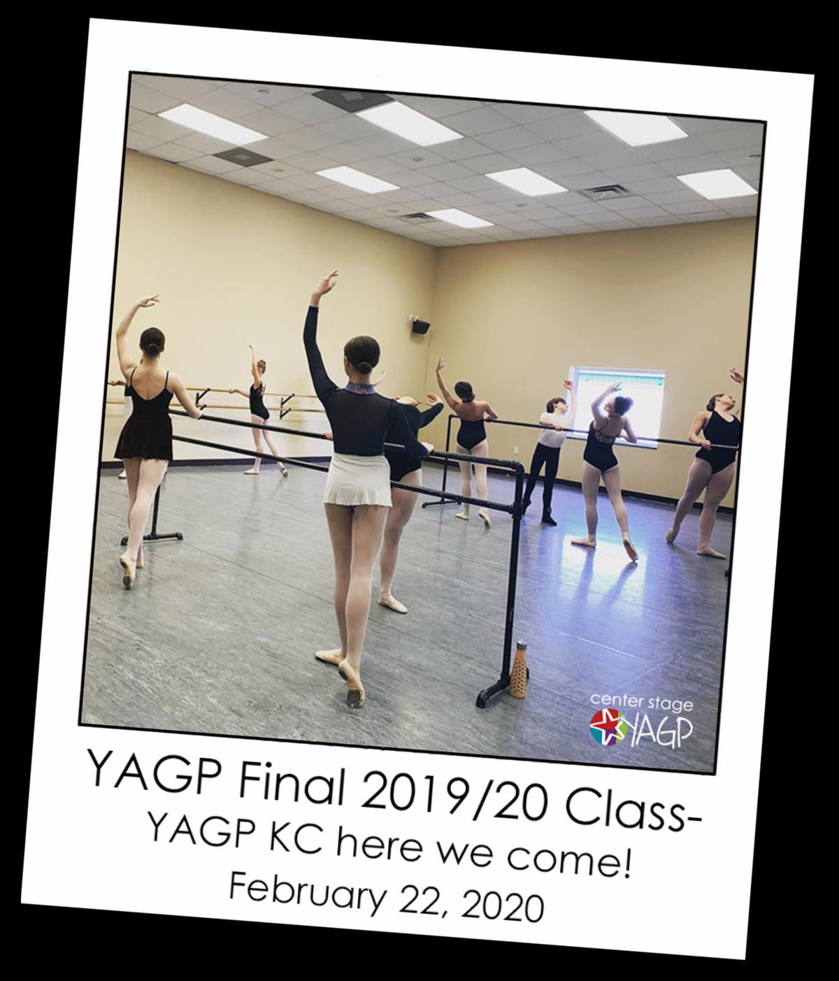 YAGP Rehearsal Snapshot 2-23-20