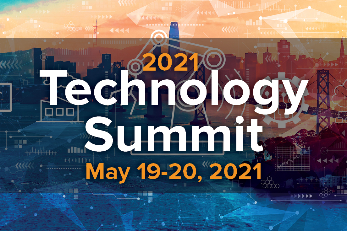 2021 Technology Summit May 19 and 20 2021