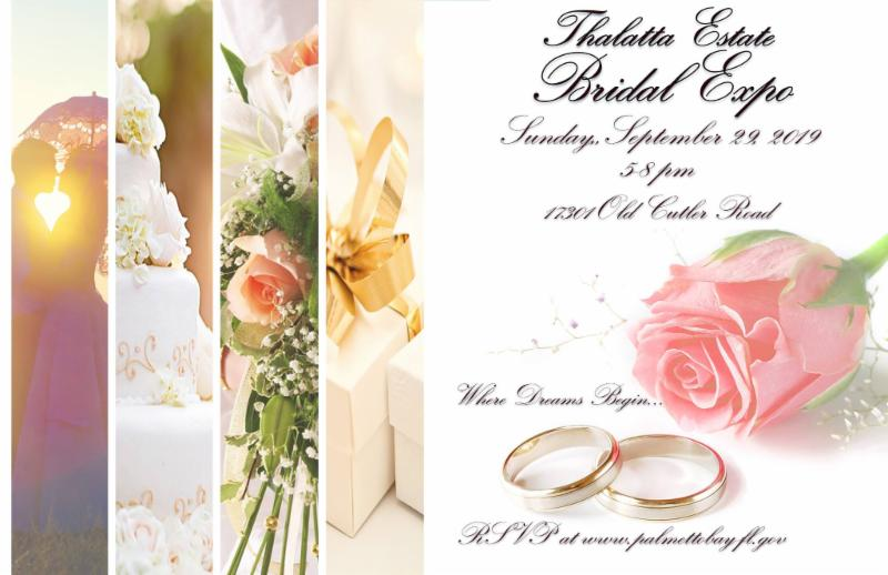 Bridal Expo Flyer