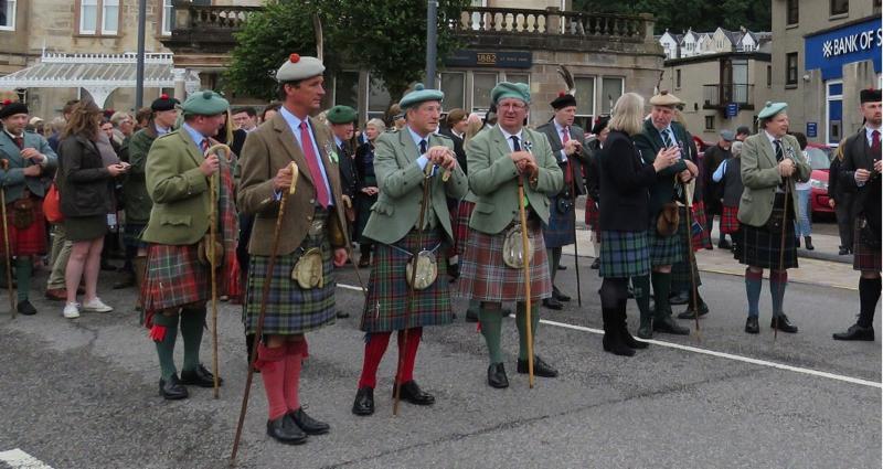 Photo of the Argyllshire Gathering