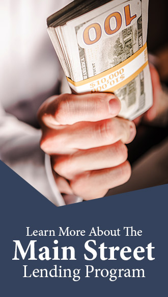 Learn More About The Main Street Lending Program