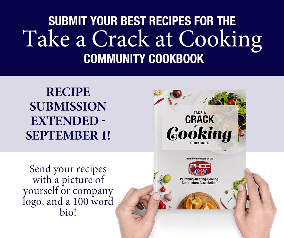 Take a Crack at Cooking Community Cookbook