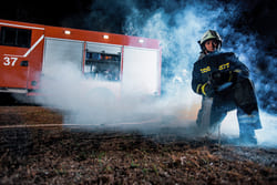 Wildfire Registration with FEMA