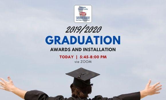 PHCC GSA 2019/2020 Graduation, Awards and Installation - September 10