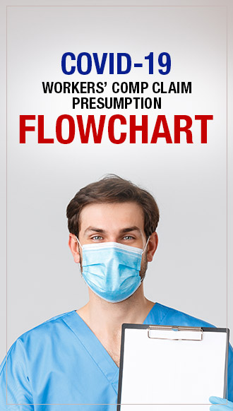 Download the COVID-19 Workers' Comp Claim Presumption Flowchart