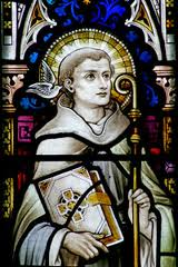 st columba stained glass