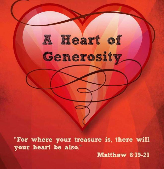 Heart of Generosity