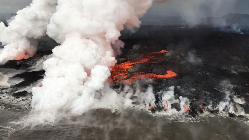 Puna Eruption June 15