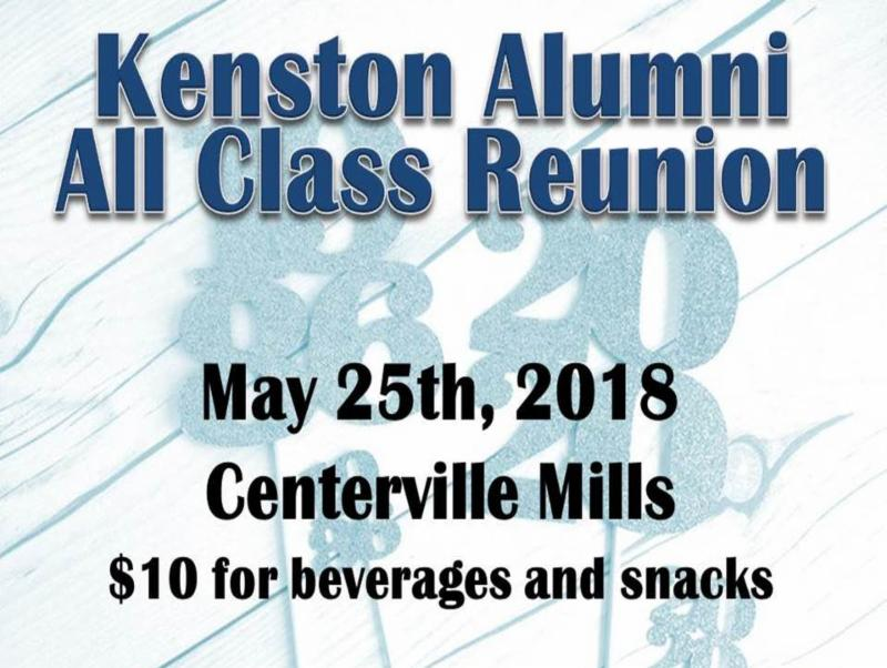 alumni all class reunion time place and price