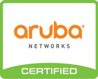 Aruba Networks Certified