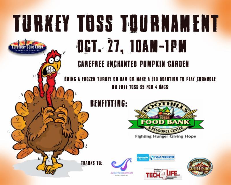 Turkey Toss Tournament