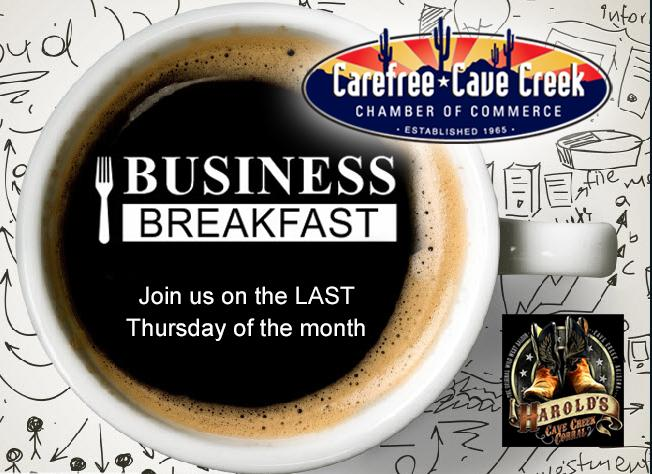 Chamber Business Breakfast