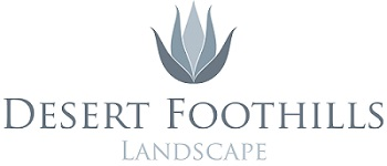 Desert Foothills Landscape logo