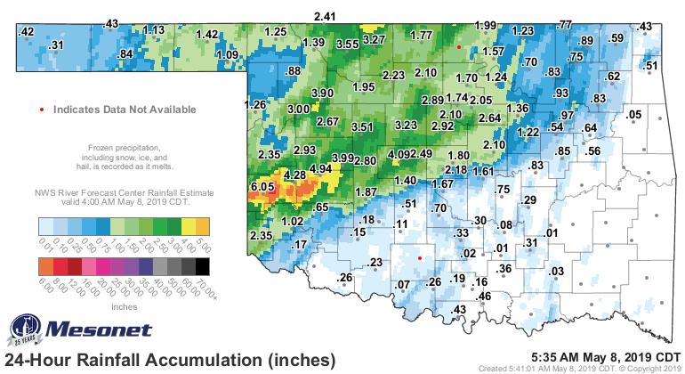 Oklahoma's Farm News Update