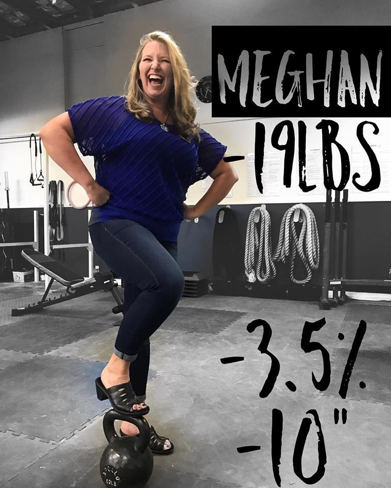 Meghan after picture 2018