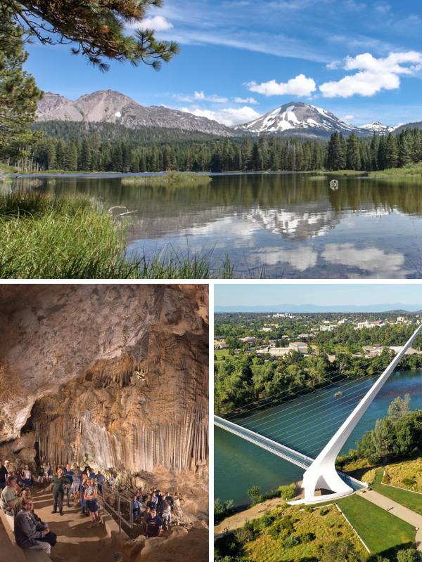 Shasta County Locations
