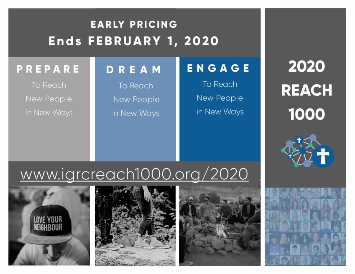 Late Jan 2020 Reach 1000