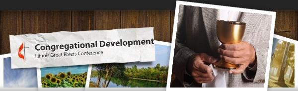 Congregational Development Header