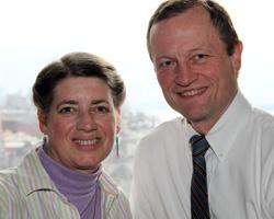 Les and Debbie Dornan