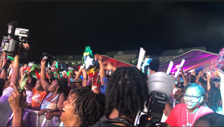 St. Kitts Music Festival 2018 Sets Records 8