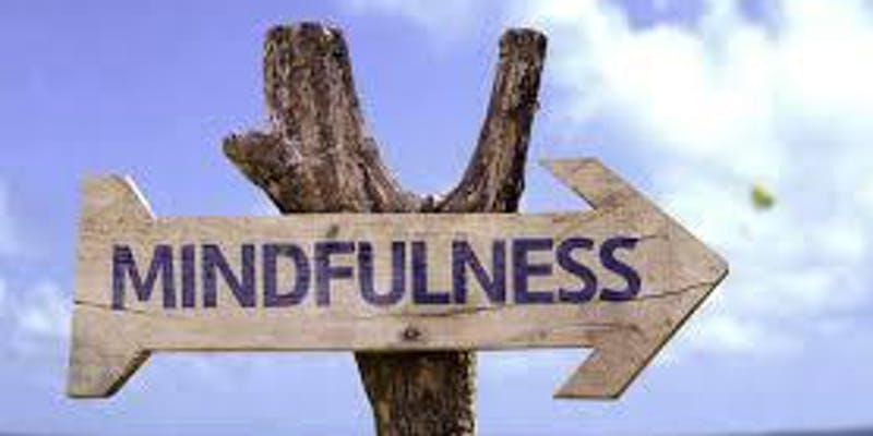 Mindfulness arrow