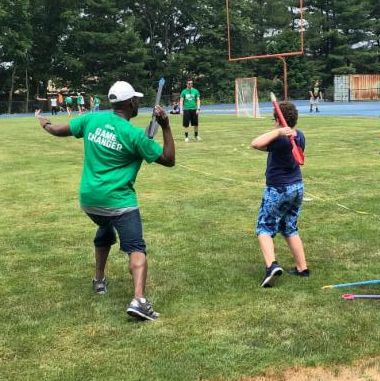 New England Center for Children Track  & Field School Day Game