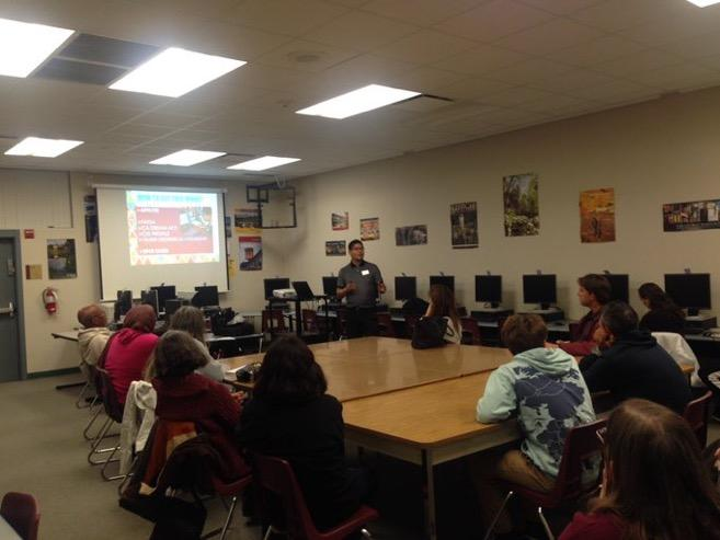 Piner Cash for College meeting