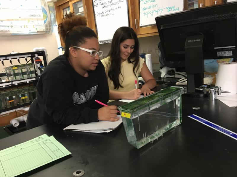 EAHS science class