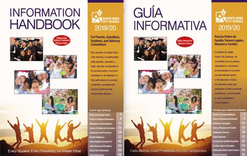 Information Handbooks